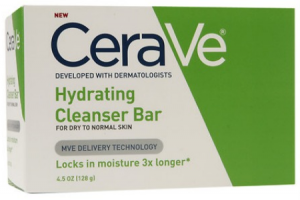 Get free Cerave Hydrating Cleansing Bars at Rite Aid this week!