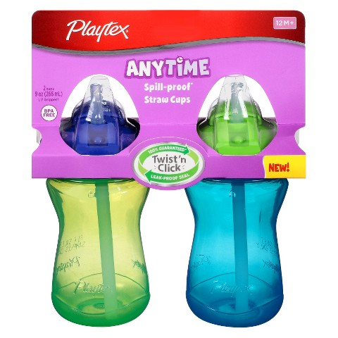 Get free Playtex sippy cups at Walgreens right now!