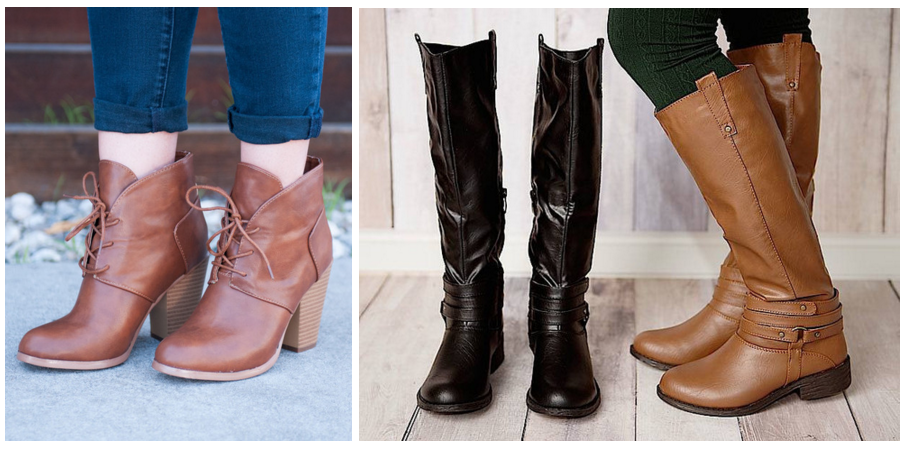 Get boots for as low as $9.98 shipped at the Cents of Style clearance sale today, plus tons of other great deals!