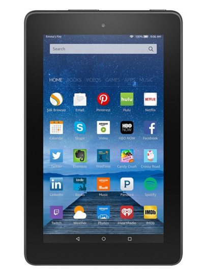 "Get the Kindle Fire 7"" Tablet for just $39.99 shipped right now!"