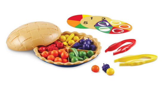 Get the Learning Resources Super Sorting Pie for just $11.78!