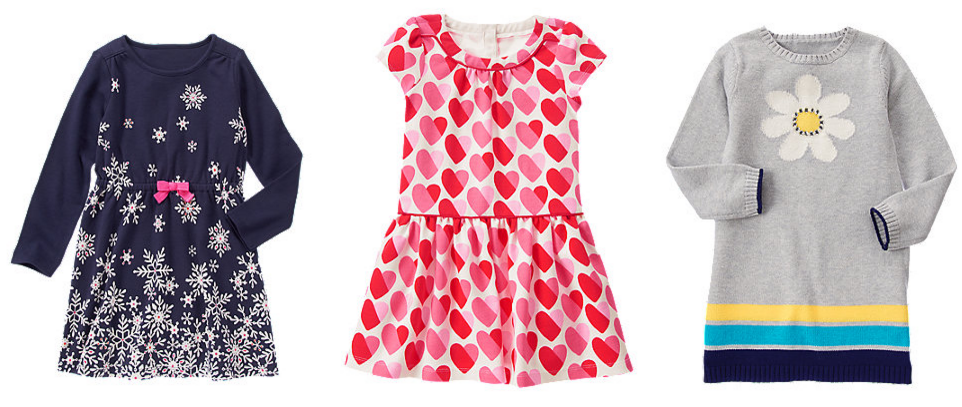 Shop the 80% off Gymboree Sale to get girls' dresses for $15 shipped, and much more!