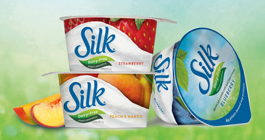 Get a coupon good for one free cup of Silk Dairy-Free Yogurt!