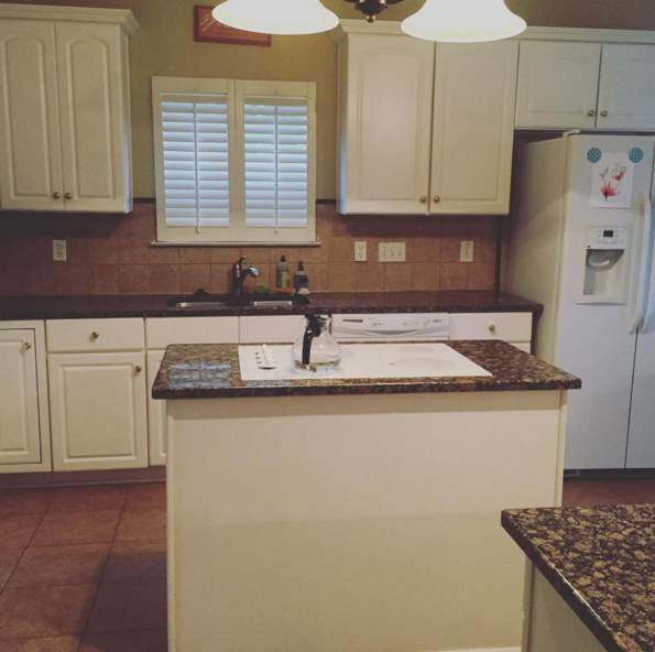 How starting my day with a clean kitchen changes my day