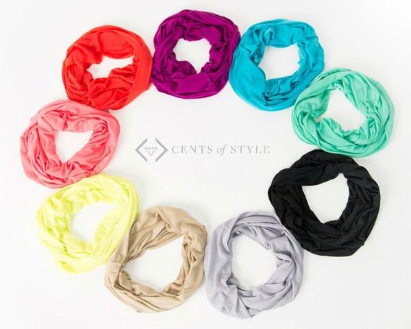 Variety Scarves