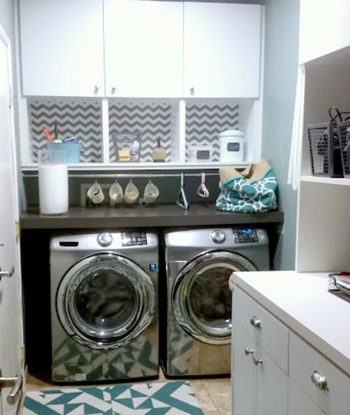 new laundry appliances, we paid cash!