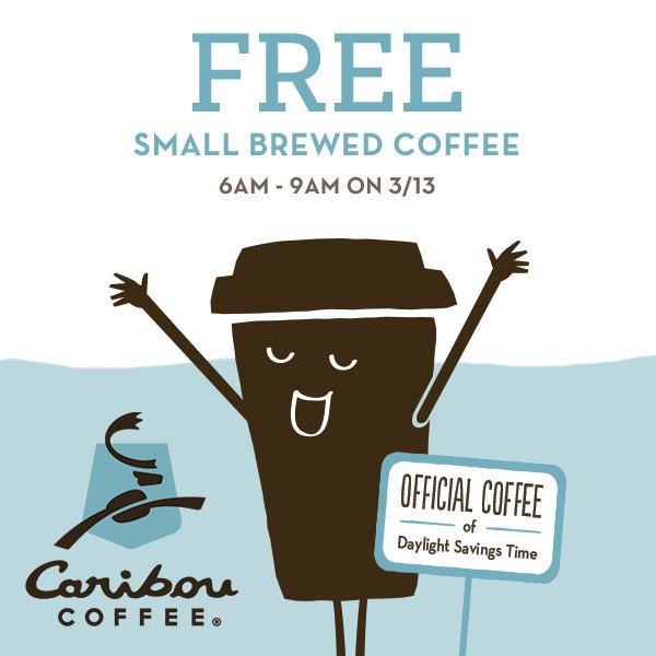DST Free Brewed Coffee