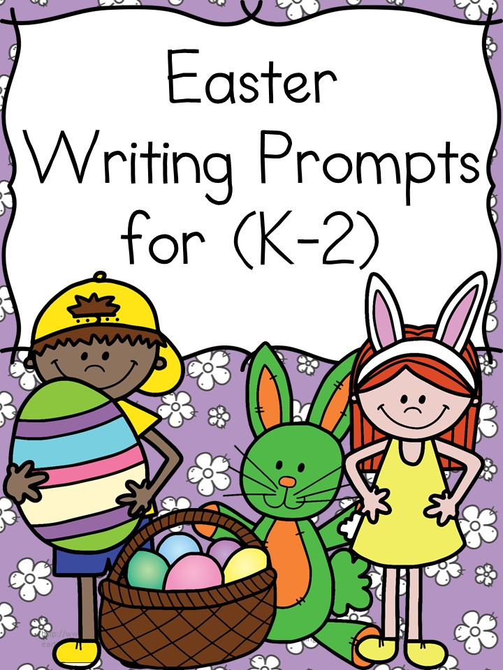 Free Printable Easter Writing Prompts - Money Saving Momu00ae