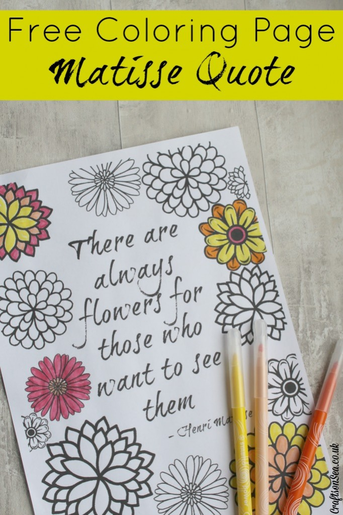 Free Printable Inspirational Quote Adult Coloring Page Money