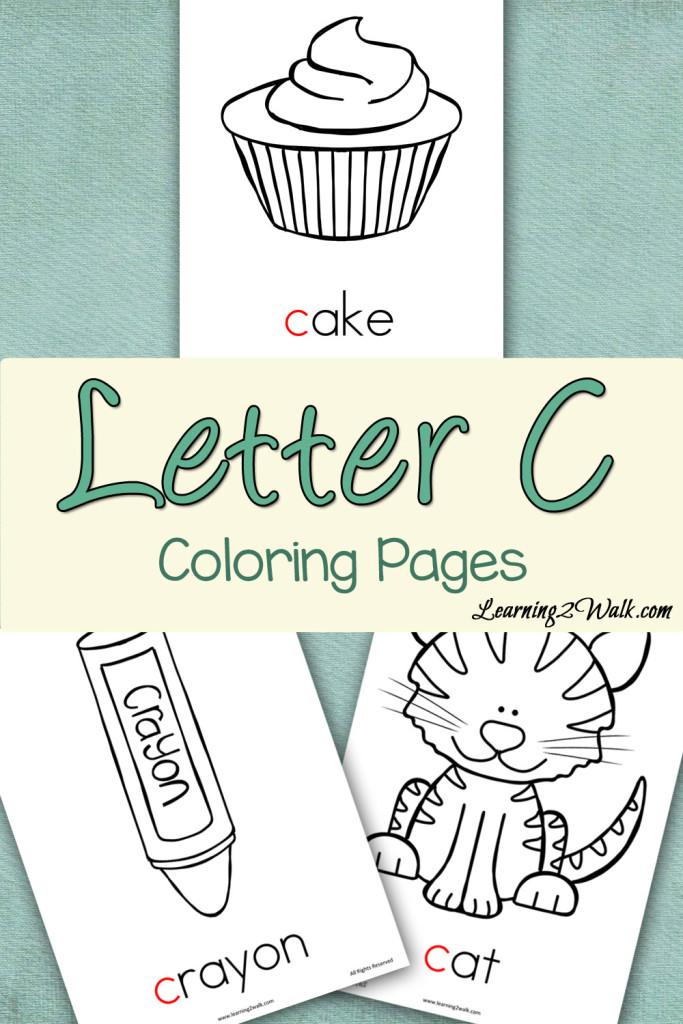 free printable letter c coloring pages money saving mom. Black Bedroom Furniture Sets. Home Design Ideas