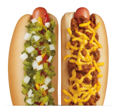Get $1 hot dogs at Sonic tomorrow, April 28, 2016!