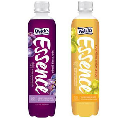 Get free Welch's Essence Flavored Sparkling Water at Kroger with this new eCoupon!