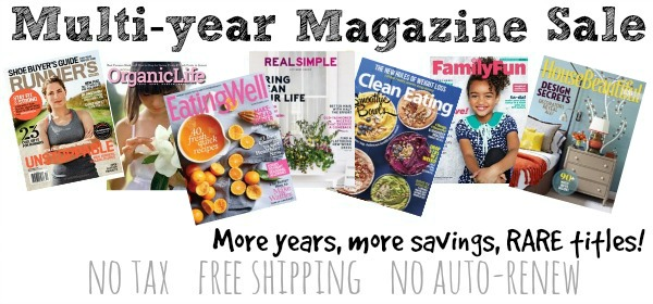Multi-Year-Magazine-Sale