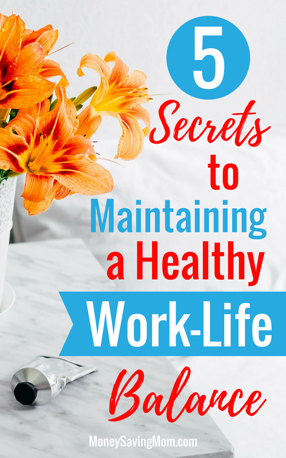 Establish better work-life balance with these expert techniques and suggestions! Perfect for anyone juggling a lot at once right now!