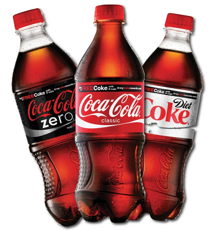 Print a new Walgreens eCoupon to get buy one, get one free Coca-Cola 20-ounce bottles!