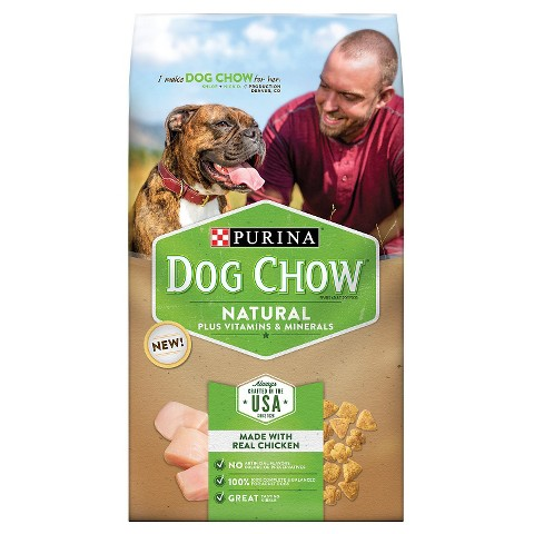 Rare Coupon: Buy One, Get One Free Purina Dog Chow Natural ...