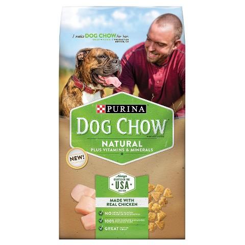 Purina All Natural Dog Food Lb