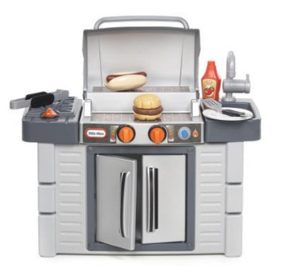 Get the Little Tikes Cook 'n Grow BBQ Grill Set for just $24.57 right now!