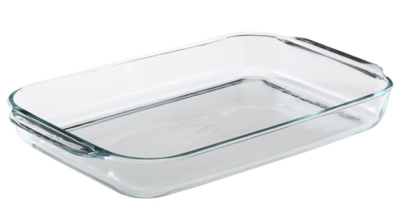 Get a Pyrex Bakeware 4.8 Quart Baking Dish for just $7.35 right now on Amazon!