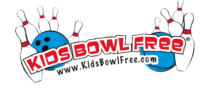 Sign up for the Kids Bowl Free Program to get two free games of bowling every day all summer long!