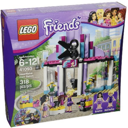 Get the LEGO Friends Heartlake Hair Salon for just $18.59 right now!
