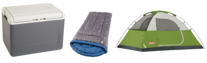 Get up to 58% off Coleman Spring Outdoor Gear today!