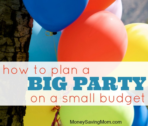 7 Top Tips For Throwing A Grand Party In A Small Home: How To Plan A Big Party On A Small Budget