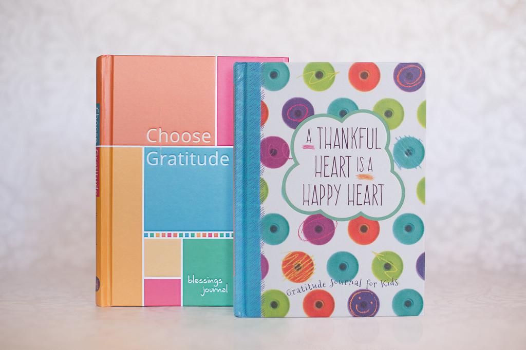 Thankful Heart Gratitude Journal Set