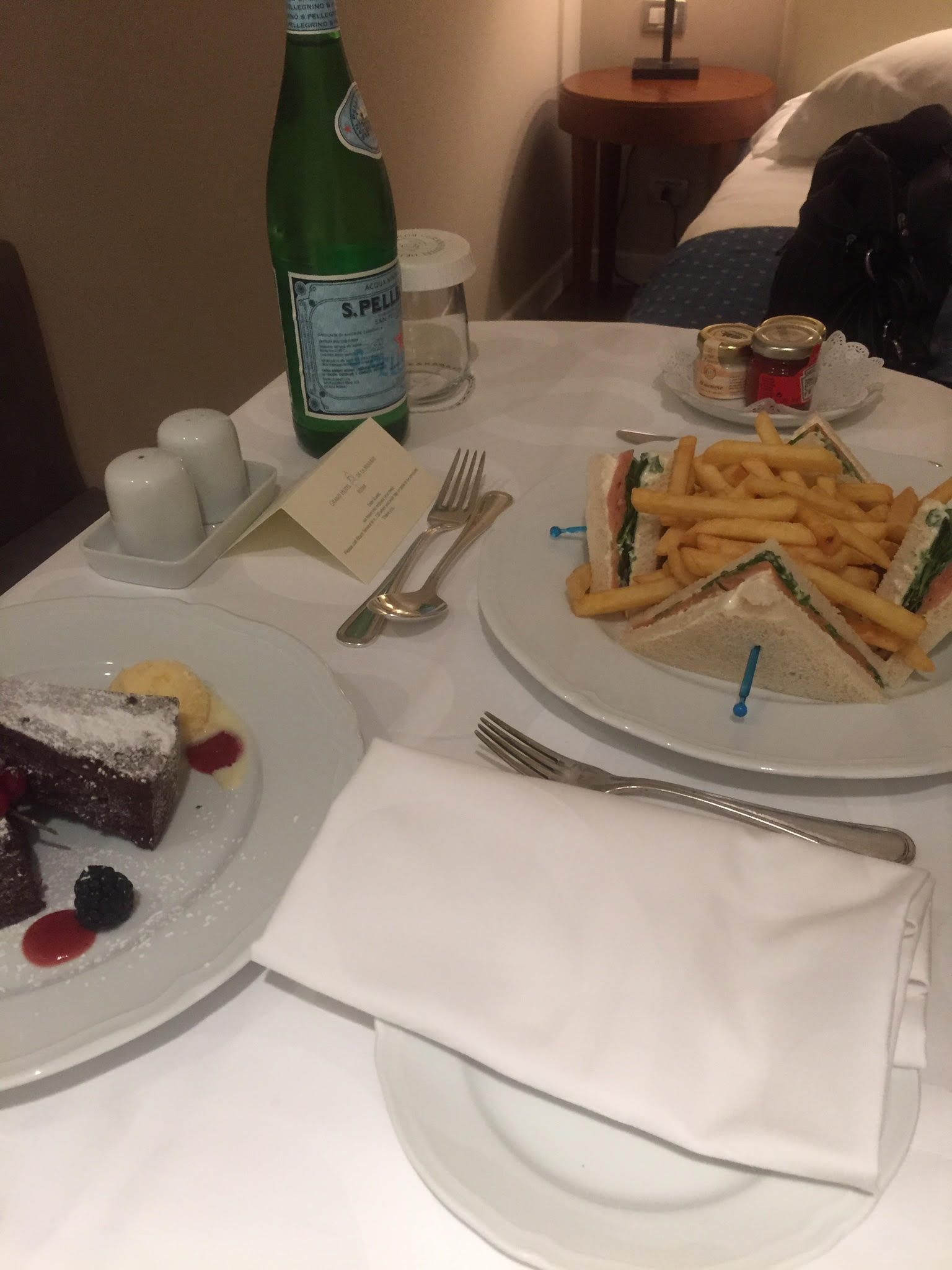 Three Days in Rome: An Update