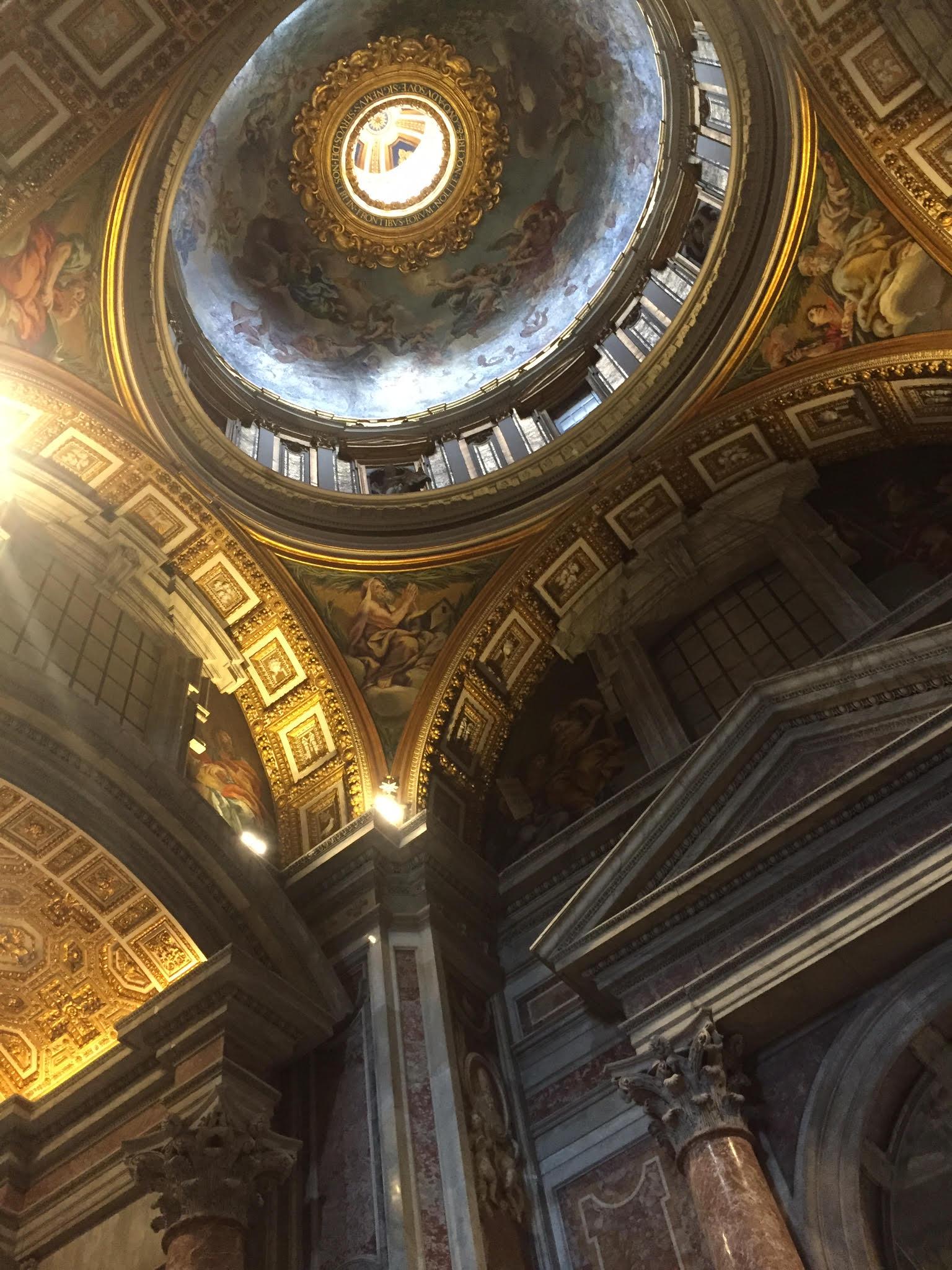 Three Days in Rome: An Update