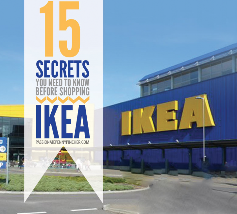 15 Secrets You Need to Know Before Shopping IKEA