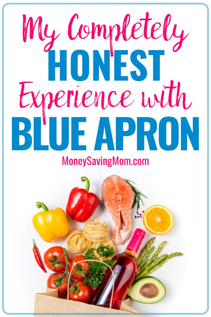 Honest Blue Apron Review