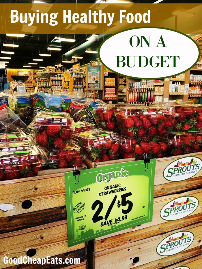 Buying Healthy Food on a Budget