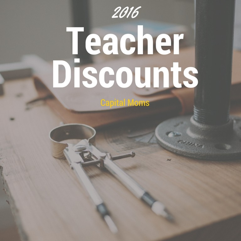 Check out these Teacher Appreciation Discounts for 2016!