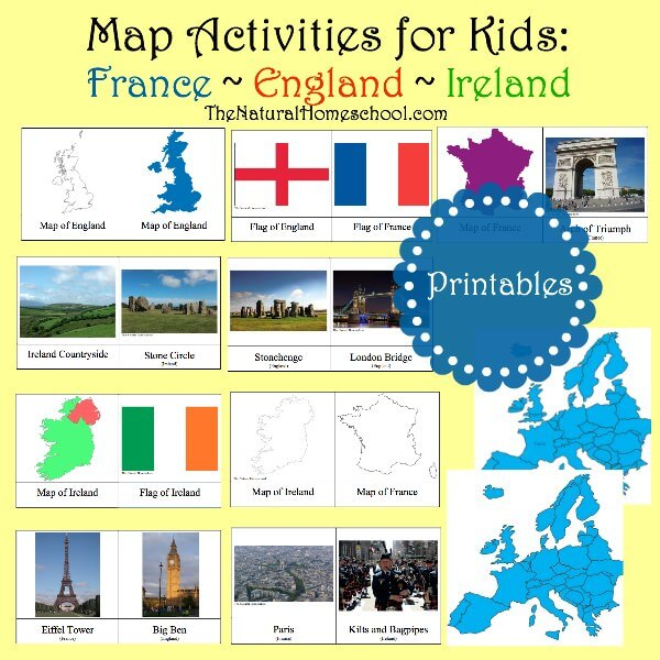 It is an image of Printable Map Activities in high school