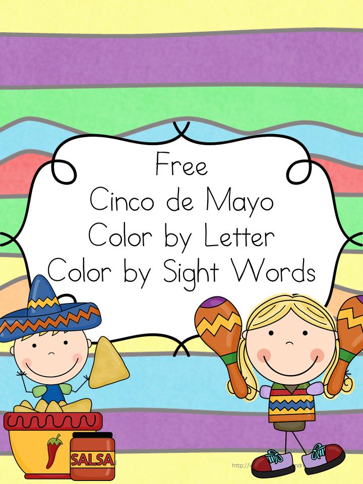 Free Printable Cinco de Mayo Coloring Pages