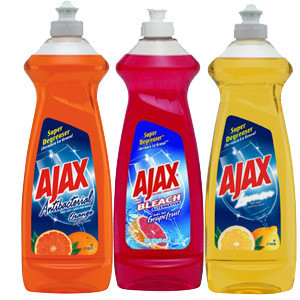 Get free Ajax dish liquid at CVS right now!