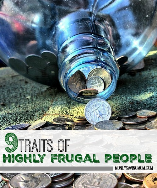 HIGHLY FRUGAL PEOPLE