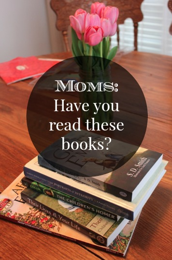 Moms: Have you read these books?