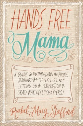 Get the Hands Free Mama eBook for just $1.99 right now!