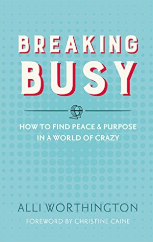 Get the Breaking Busy eBook for just $1.99 right now!