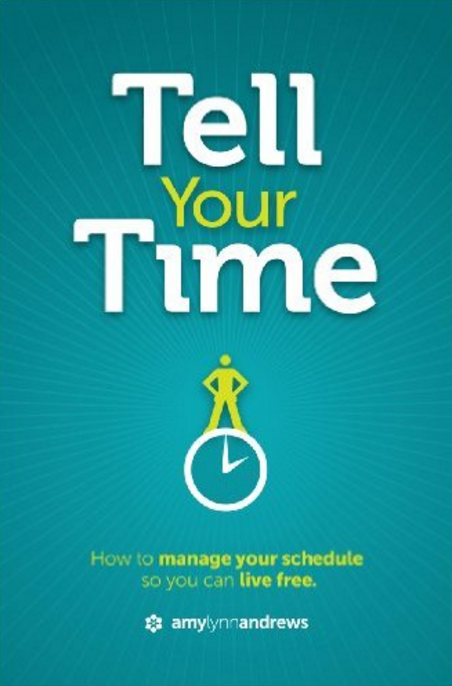 Tell Your Time book