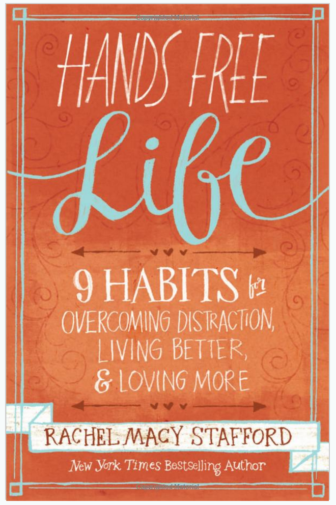 Hands Free Life time management book