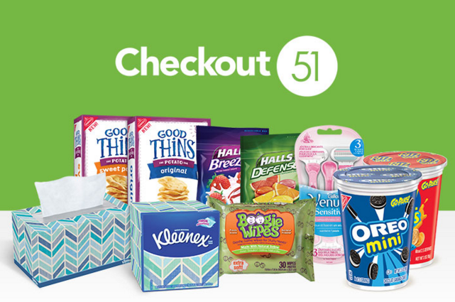Sign up for Checkout 51 to get cash back on Venus razors, Huggies diapers, toilet paper, and much more!