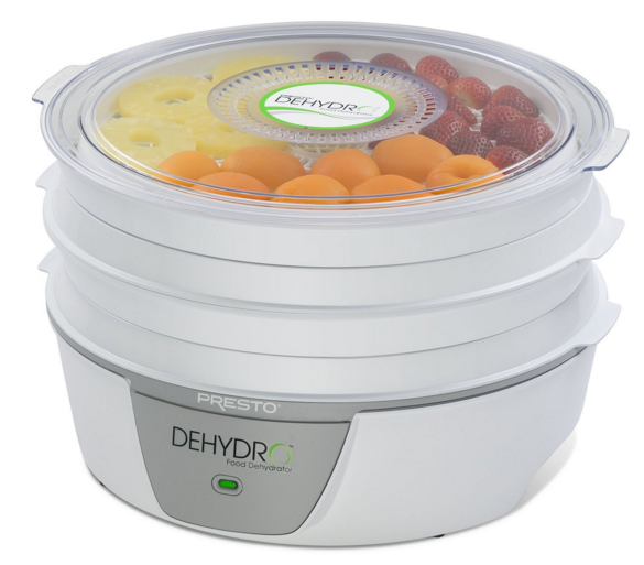 Get the Presto 6300 Dehydro Electric Food Dehydrator for just $28.94 right now -- the lowest price ever on record!