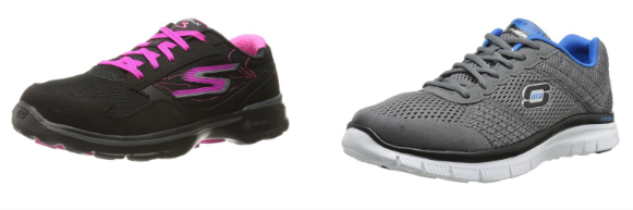 Get 50% off Skechers Shoes today on Amazon!