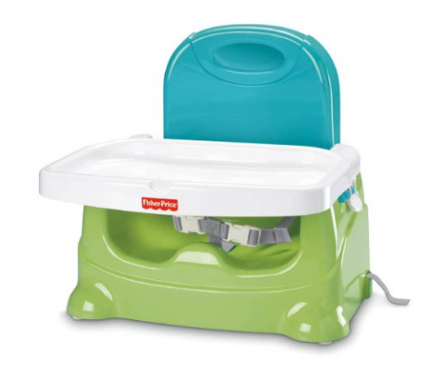 Get this Fisher-Price Healthy Care Booster Seat for just $16.88!