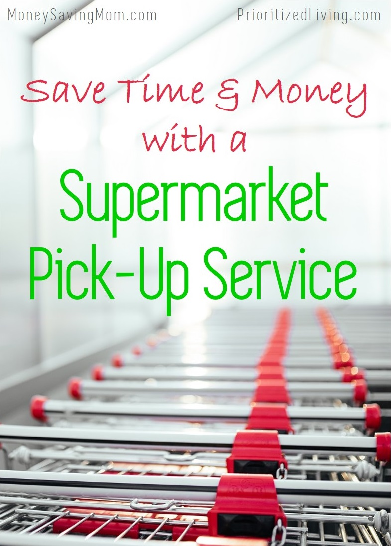 Title Image - Saving Time and Money with a Supermarket Pick-Up Service