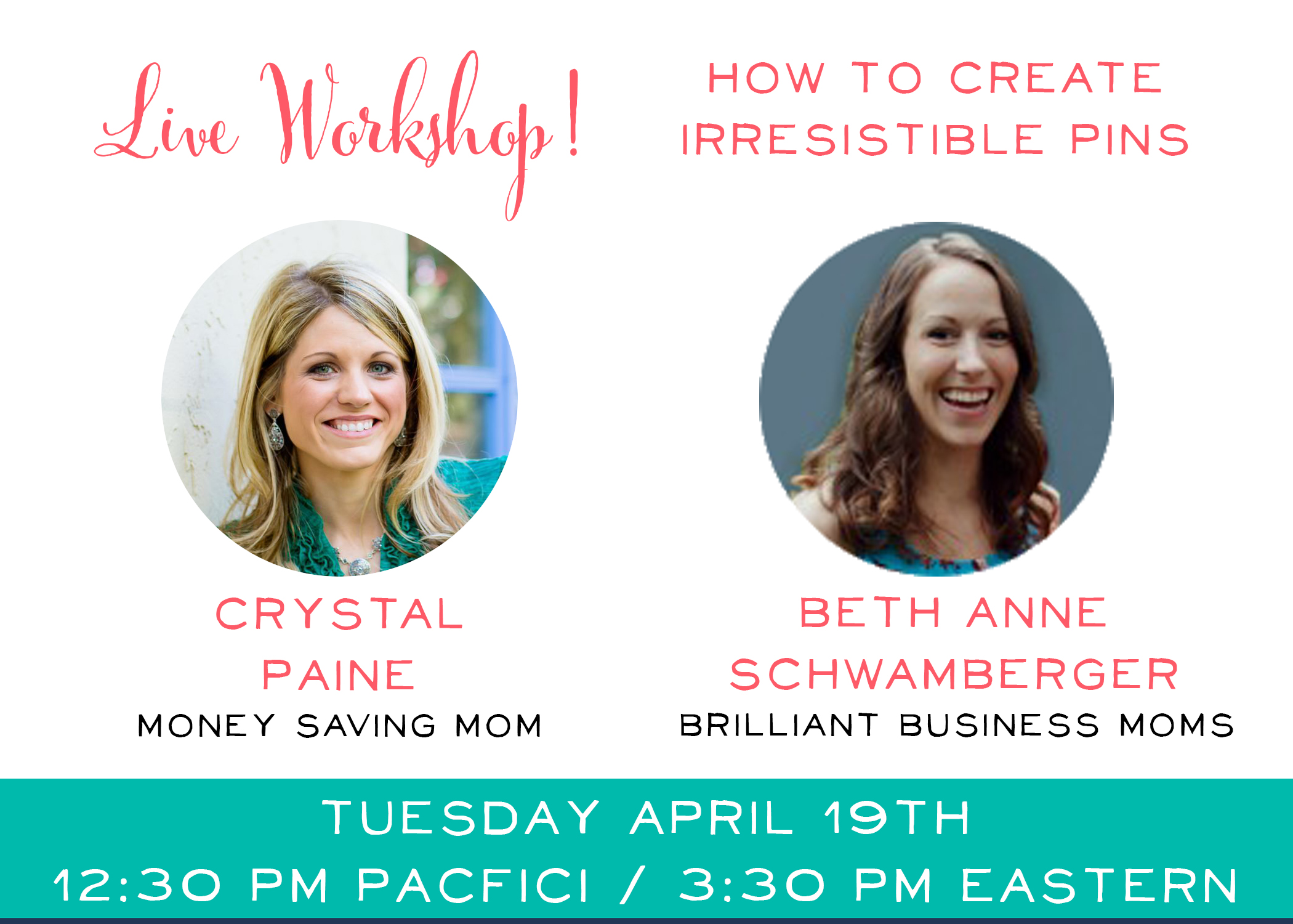Join us for a FREE webinar on how to create irresistible