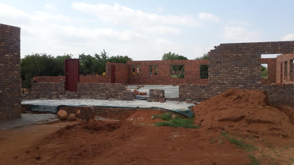 Help Us Build a Building in South Africa!
